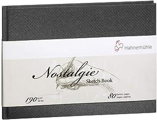 Hahnemuhle Nostalgie Landscape Sketch Book (A5)- 190 GSM -14.8 * 21 (cm)