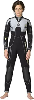 Waterproof W4 7mm Women's Back Zip Full Wetsuit (Medium Large Tall)