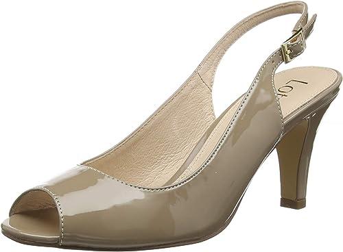 Lotus Zaria, zapatos con Tira de Tobillo para mujer