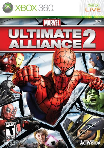 Marvel Ultimate Alliance 2 XBOX 360 [Englisch Uncut]