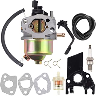 Gimiton GX168 GX120 GX160 GX200 Carburetor for Champion Generator Parts Champion Power Equipment 3000 3500 4000 Watt 196cc OHV Engine