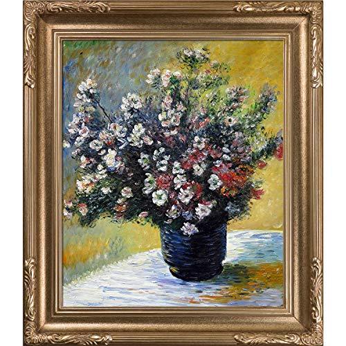 overstockArt Blumenvase Florentine, Bilderrahmen 31