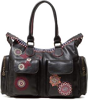 Desigual Damen Bag Chandy London Women Schultertasche, 15.5x25.5x32 cm