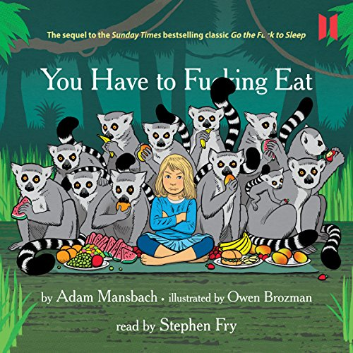 You Have to F--king Eat cover art