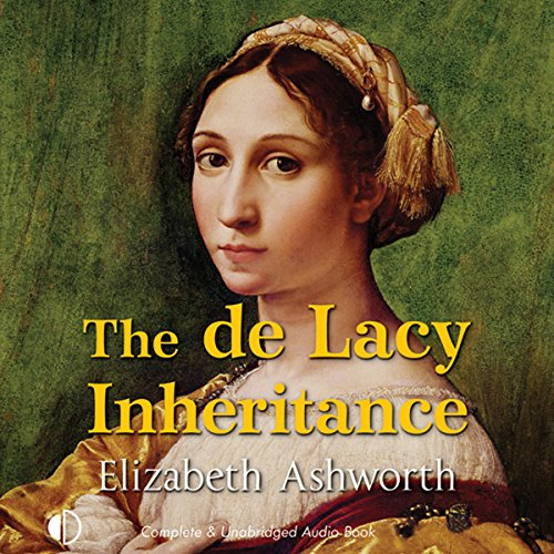 The de Lacy Inheritance audiobook cover art