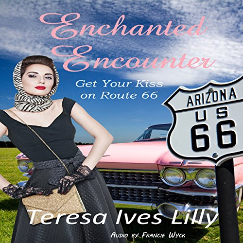 Enchanted Encounters audiobook cover art