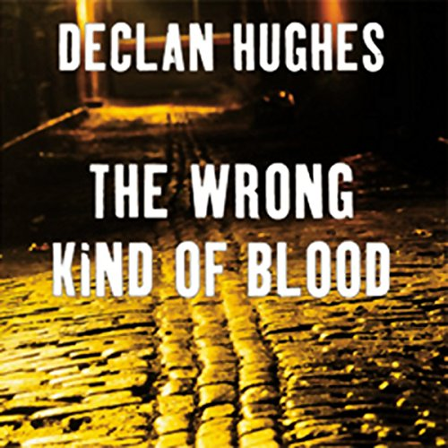 The Wrong Kind of Blood audiobook cover art