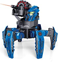 Extreme Hobby Space Warrior Fighting Robot, Blue