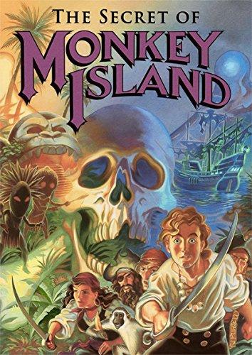 Instabuy Posters Monkey Island Poster - Size (42x30 cm)