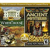 Hidden Mysteries White House and Lost Secrets: Ancient Mysteries King Tut's Tomb Combo Pack