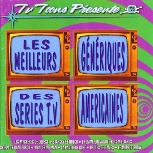 Tv Toons: Les meilleurs génériques des séries TV Américaines 70's, Vol. 2