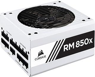 Corsair CP-9020188-UK 750 W RM850x Fully Modular ATX Power Supply - White