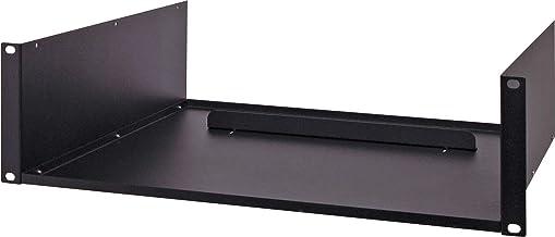 """Generic 3U 400mm Deep 19"""" Rack Shelf"""