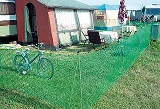 Nishore Drahtgeflecht Maschendrahtzaun mit PVC-Beschichtung Hundezaun Katzenzaun H/ühnerzaun Verf/ügt sechseckige Maschen Grau 25 x 1 m L x H