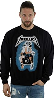 Metallica Men's Electric Chair Sweatshirt