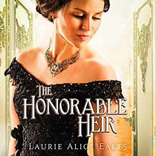 The Honorable Heir audiobook cover art