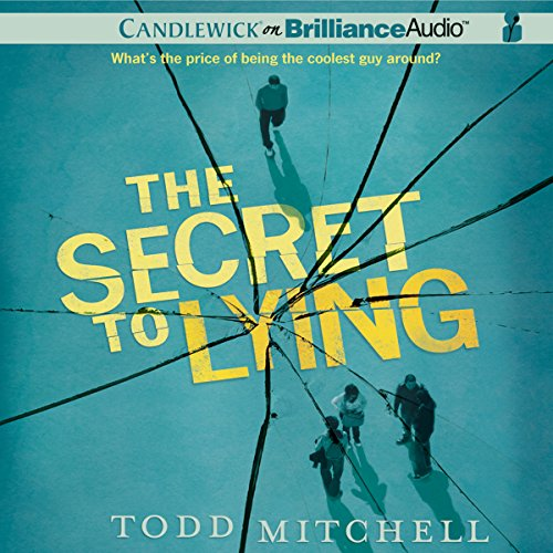 The Secret to Lying audiobook cover art