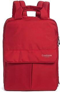 ZNBJBB Backpack Female Men's Tide Fashion Casual 14-15.6 Multi-function Business Computer Bag Female Backpack (Color : Fas...