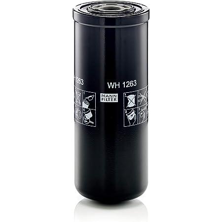 Original Mann Filter Hydraulikfilter Wh 1263 Für Industrie Land Und Baumaschinen Auto