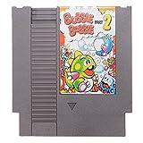 Bubble Bobble Part 2 72 Pin 8 Bit Game Card Cartridge for NES Nintendo