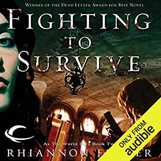 Fighting to Survive audiobook cover art