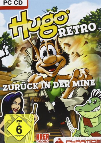 Hugo Retro - Zurück in der Mine [Software Pyramide] - [PC]
