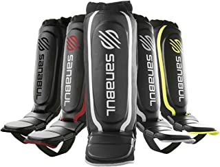 Sanabul Essential Hybrid Kickboxing MMA Shin Guards