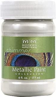 Modern Masters ME196-06 Metallic Pearl White, 6-Ounce