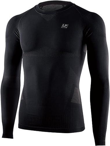 LP Supports 230z embioz T-Shirt Fonctionnel à Manches Longues sous-Pull Manches Longues thermoshirt sous-VêteHommest Fonctionnel