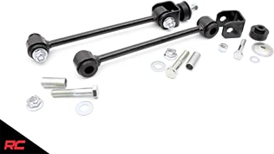 Rough Country Rear Sway Bar Links (fits) 1980-1997 Super Duty F250 (F-250) F350 (F-350) 4WD 1023