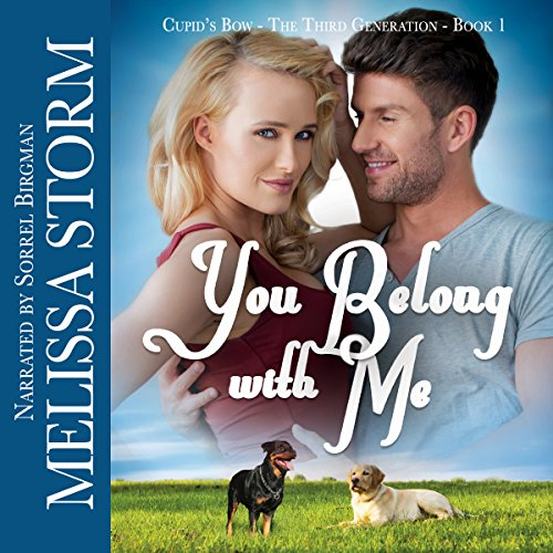 You Belong with Me audiobook cover art