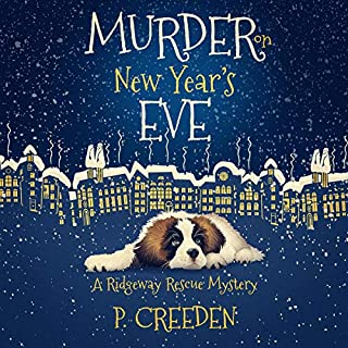 Murder on New Year's Eve cover art