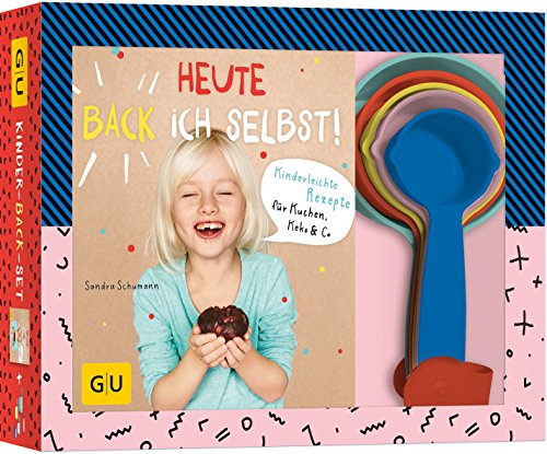 Heute back' ich selbst!: Kinderleichte Rezepte für Kuchen, Keks & Co. (GU BuchPlus)