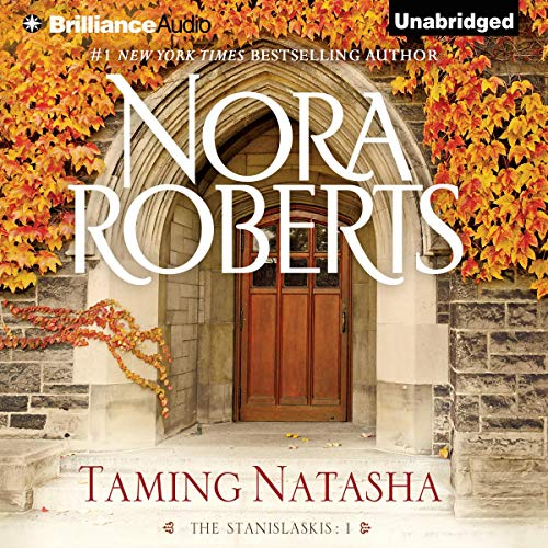 Taming Natasha cover art