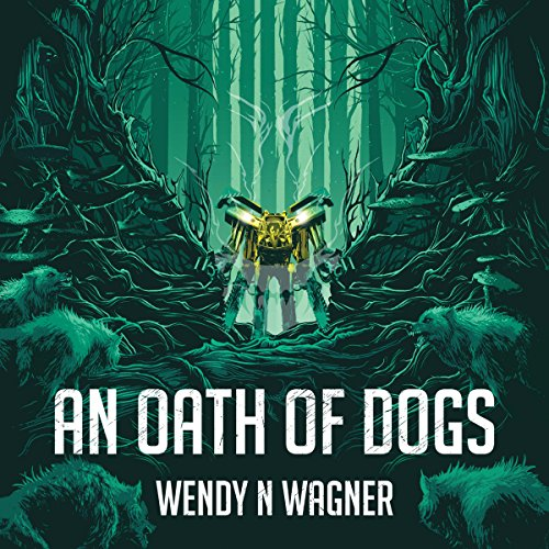 An Oath of Dogs audiobook cover art