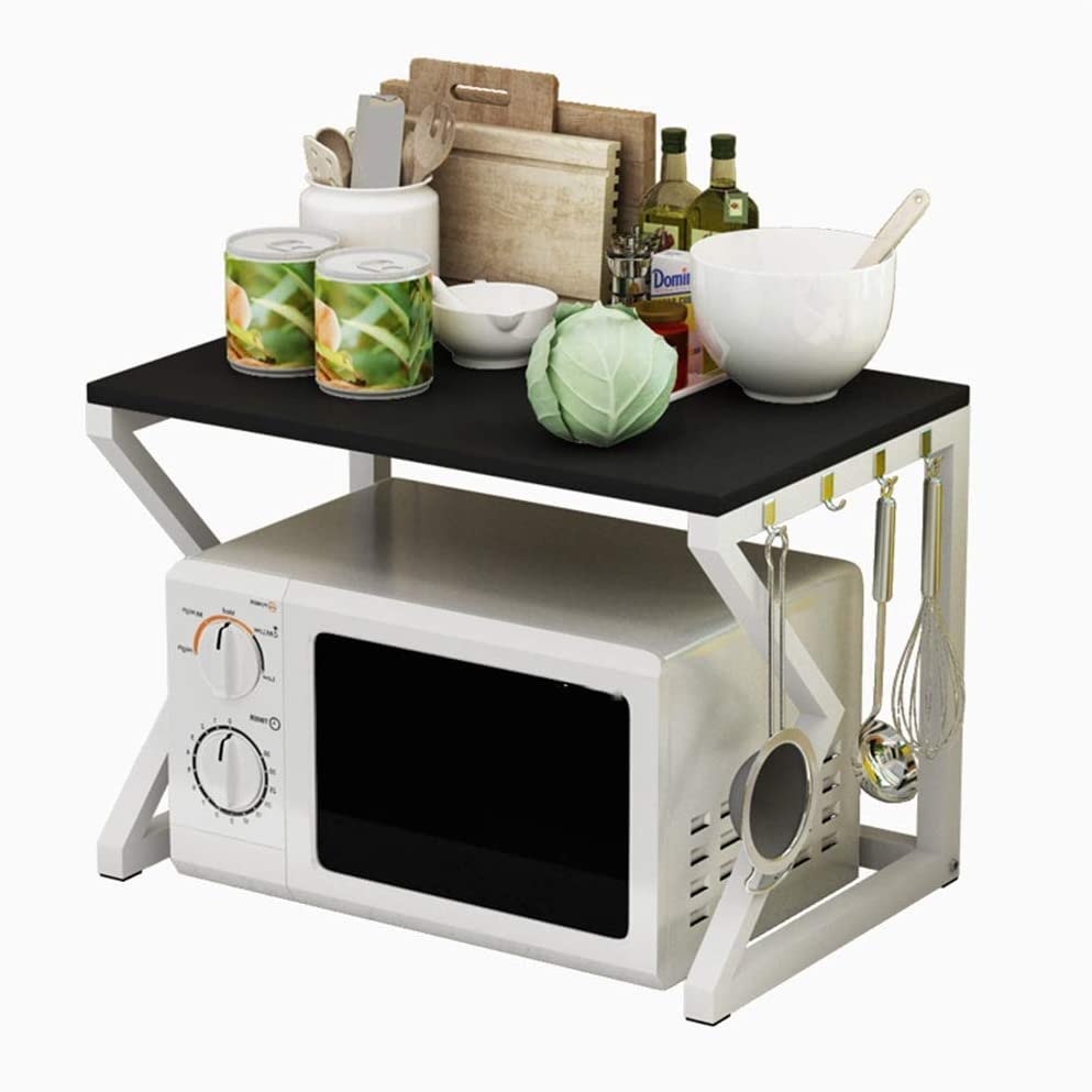 WHEEJE Microwave Oven Rack Storage Shelf National products Kitchen Weekly update