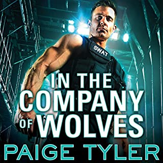 In the Company of Wolves audiobook cover art