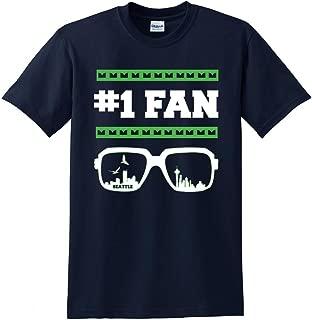 Seattle #1 Fan T-Shirt