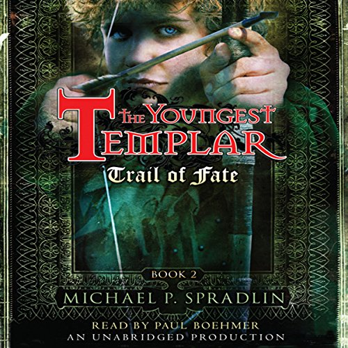 Trail of Fate audiobook cover art