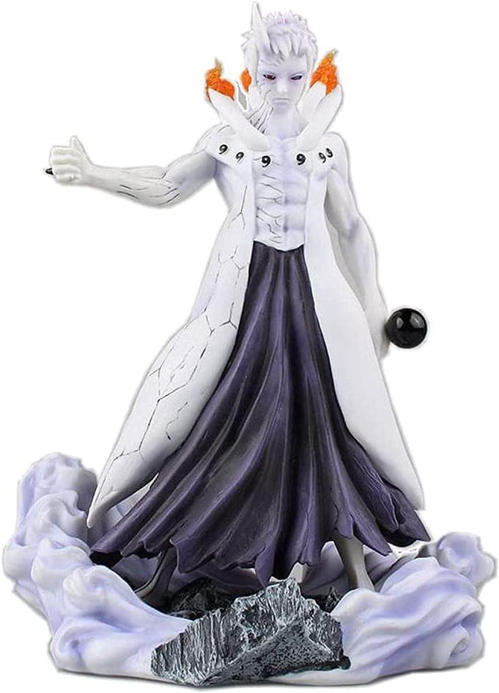Naruto Safety and trust six Floor Belt Uchiha New arrival Decorat Interchangeable Head Statue