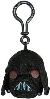 Angry Birds Star Wars Plush Backpack Clip - Darth Vader