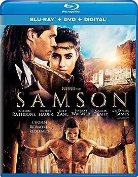 Samson - Blu-ray + DVD + Digital