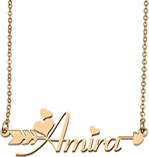 Best amira name necklace Reviews