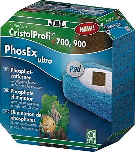 JBL PhosEx ultra Pad 60169 Set mit Schaumstoffeinsatz und Phosphatentferner für CPe 700/701/900/901