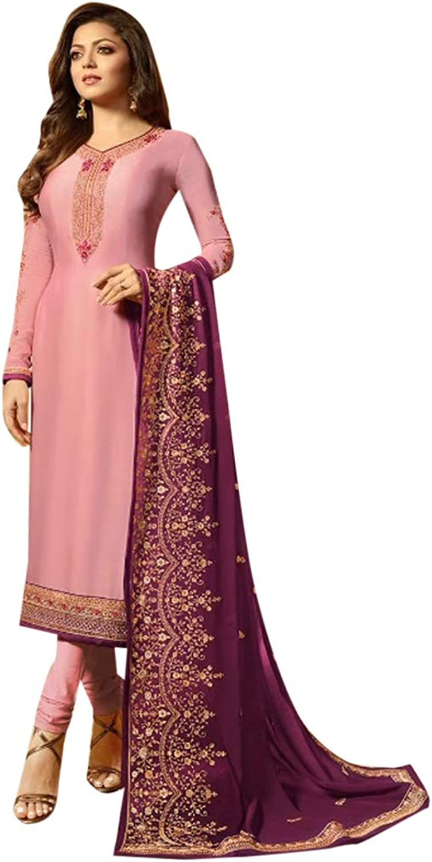 Fresh Festival Season Designer Stylish Salwar kameez Elegant Embroidery Indian Muslim Ethnic 7143