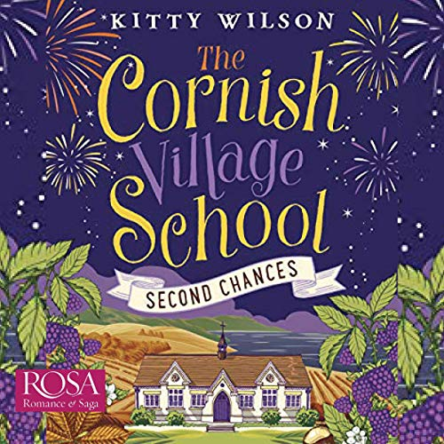 The Cornish Village School: Second Chances cover art