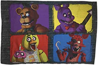 Five Nights at Freddy's Pillow Case (Twin)