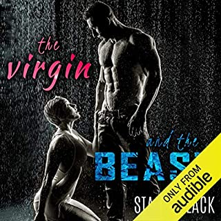 The Virgin and the Beast audiobook cover art
