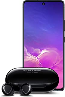 $779 » Samsung Galaxy S10 Lite New Unlocked Android Cell Phone 128GB of Storage, US Version with Samsung Galaxy Buds+ Plus, Black...