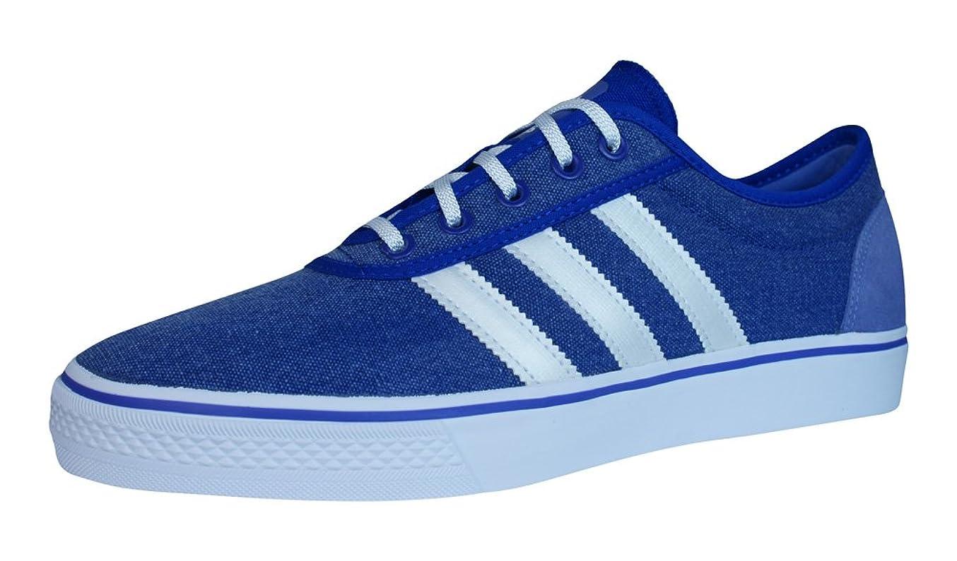 故国住所セクタadidas Originals Adiease Womens Sneakers / Shoes - Blue [並行輸入品]